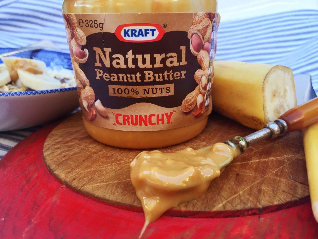 Kraft Naturals Peanut Butter - Crunchy